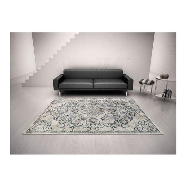 Covor DECO CARPET Rug Art Grigio, 133 x 190 cm