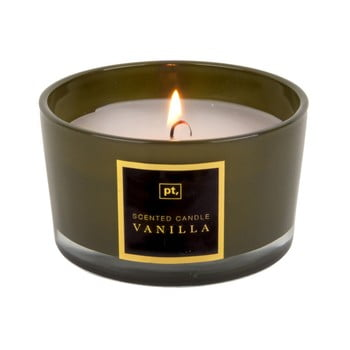 Lumânare cu aromă de vanilie PT LIVING Scented Candle, timp de ardere 27 ore de la PT LIVING