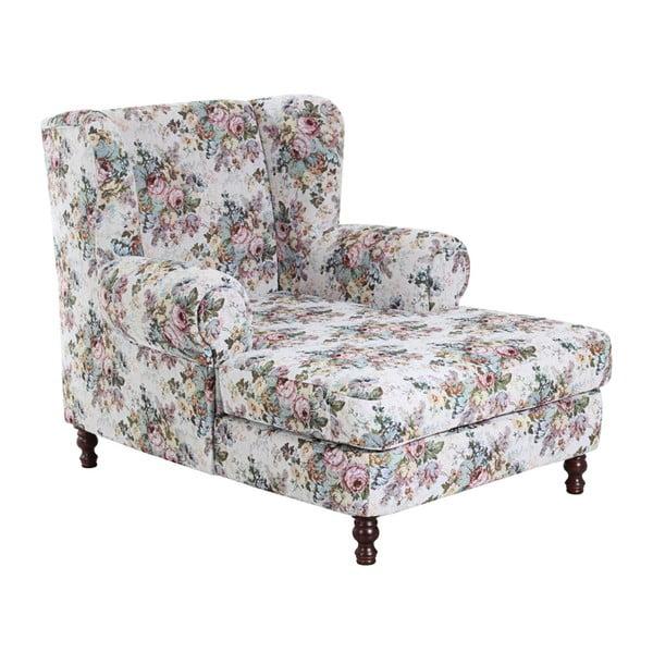 Fotel uszak Max Winzer Mareille Vintage Rose