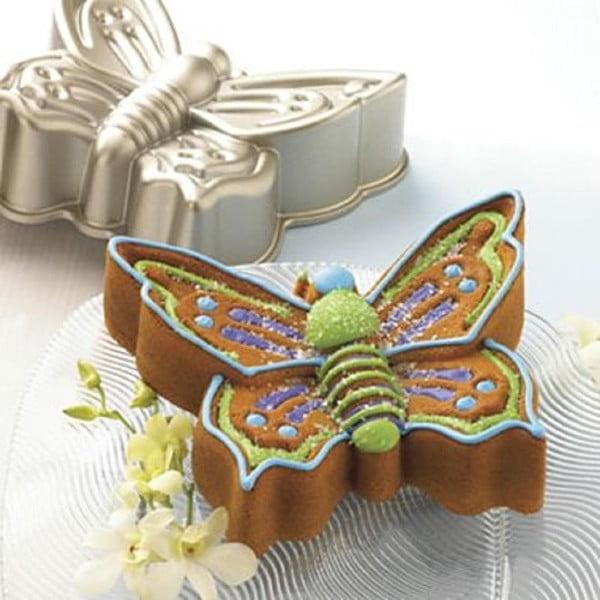 Forma na bábovku Motýl