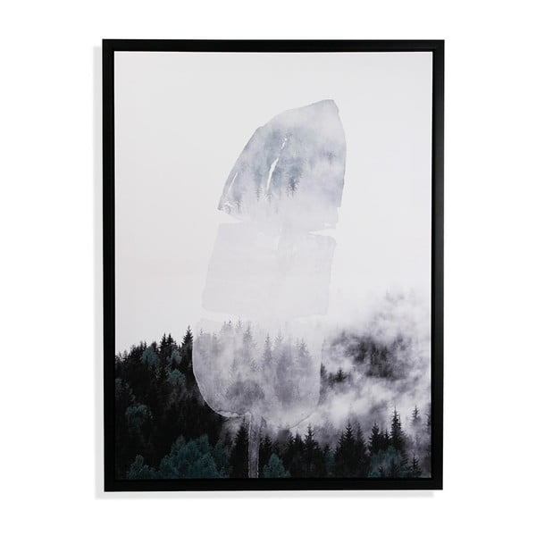 Obraz Versa Leaf Cloud, 60x80 cm