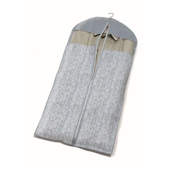 Modrý vak na oblečení Cosatto Tweed, délka137cm