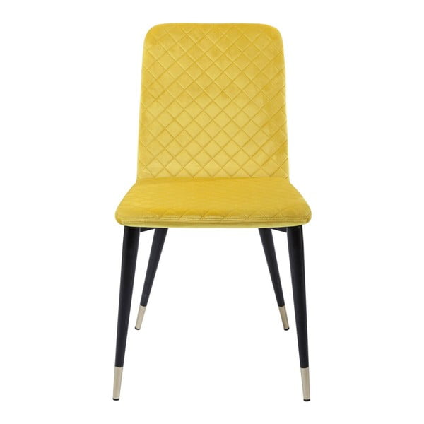 Set 2 scaune Kare Design Montmartre, galben