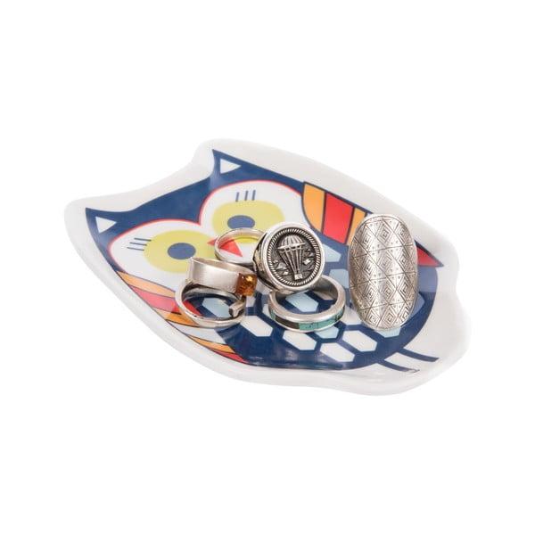 Miska na odkládání šperků Owl