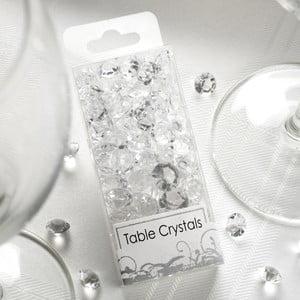 Čiré dekorativní krystaly Neviti Party, 50 g