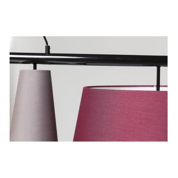 Barevné závěsné svítidlo Kare Design Parecchi, délka 140 cm