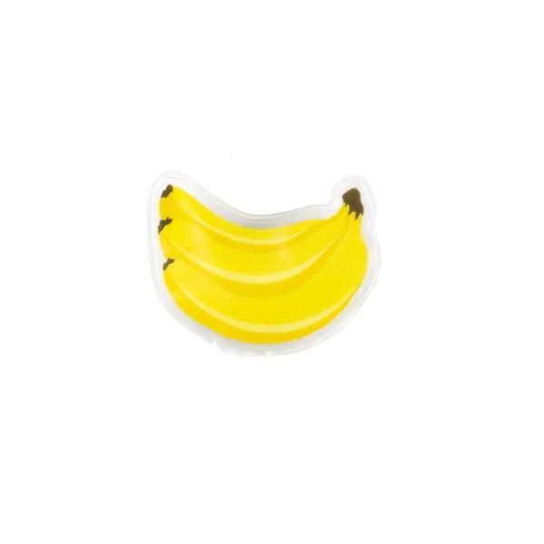 Fruits banán formájú hűtő/melegítő párna - Kikkerland