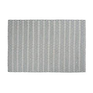 Vlněný koberec Elliot Slate, 140x200 cm