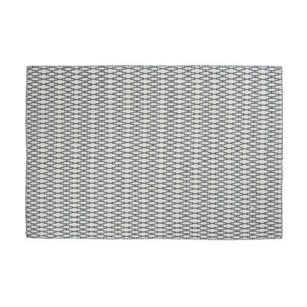 Vlněný koberec Elliot Slate, 200x300 cm