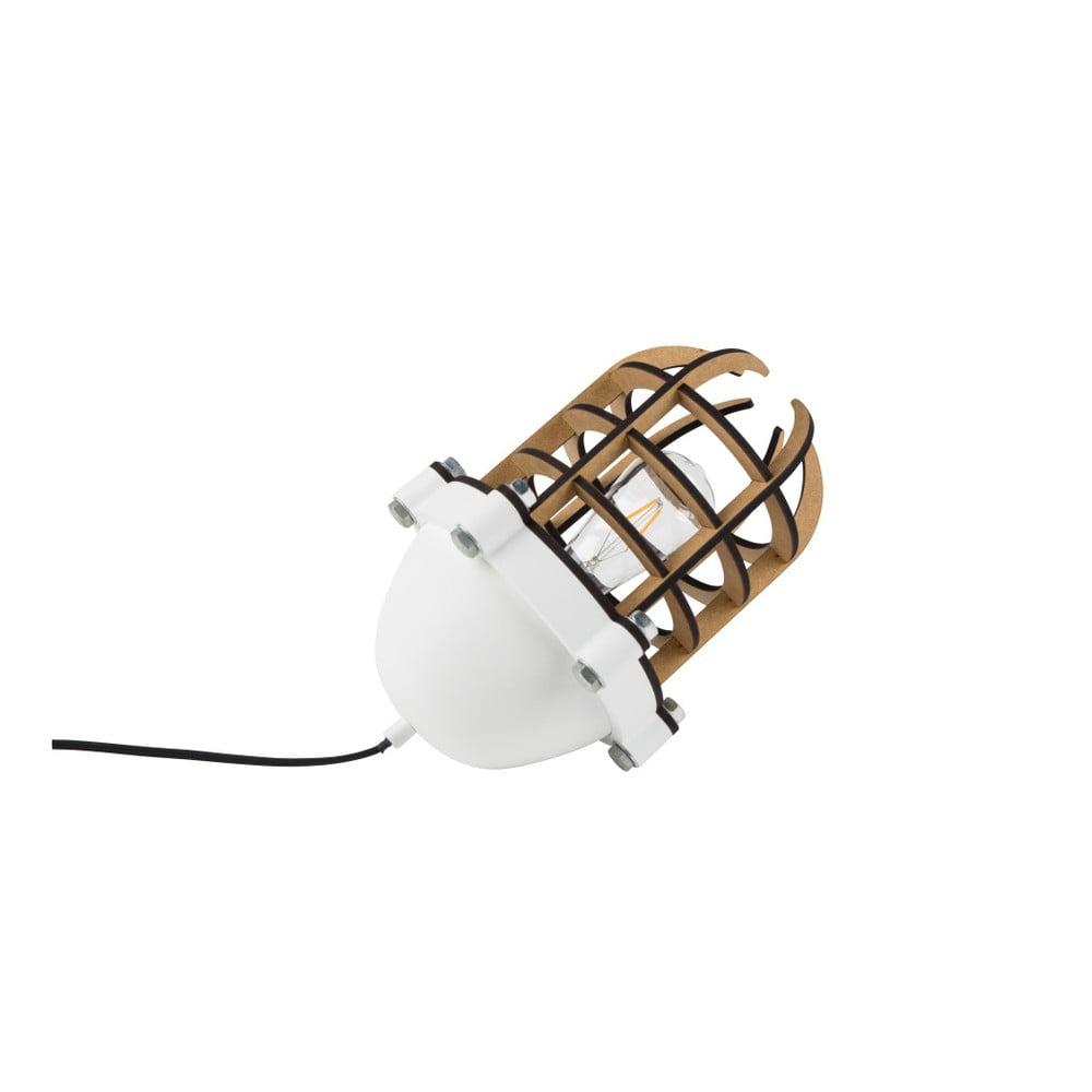 Bílá stolní lampa Zuiver Navigator