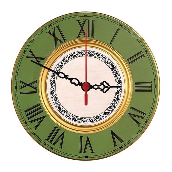 Nástěnné hodiny Green Line, 30 cm