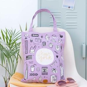 Bavlněná taška Mr. Wonderful New York
