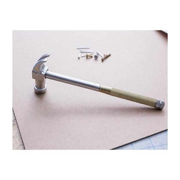 Set ciocan și șurubelnițe Kikkerland Handy Hammer