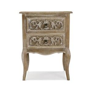 Noční stolek Versa Bella, 66 x 48 cm