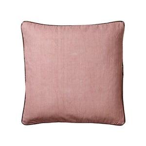 Polštář s náplní Rose Copper, 50x50 cm