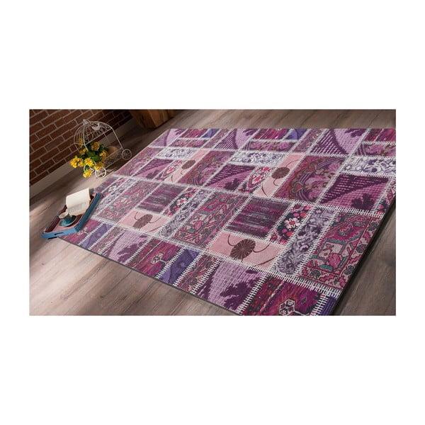 Koberec Purple Barcelona, 80x150 cm