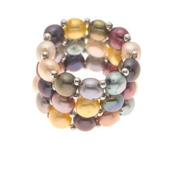 Inel Pearls Multicolour