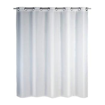 Perdea duș Wenko Comfort Flex, 180x200cm, alb imagine