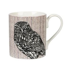Sada 2 ks hrnků Owl Larch, 250 ml