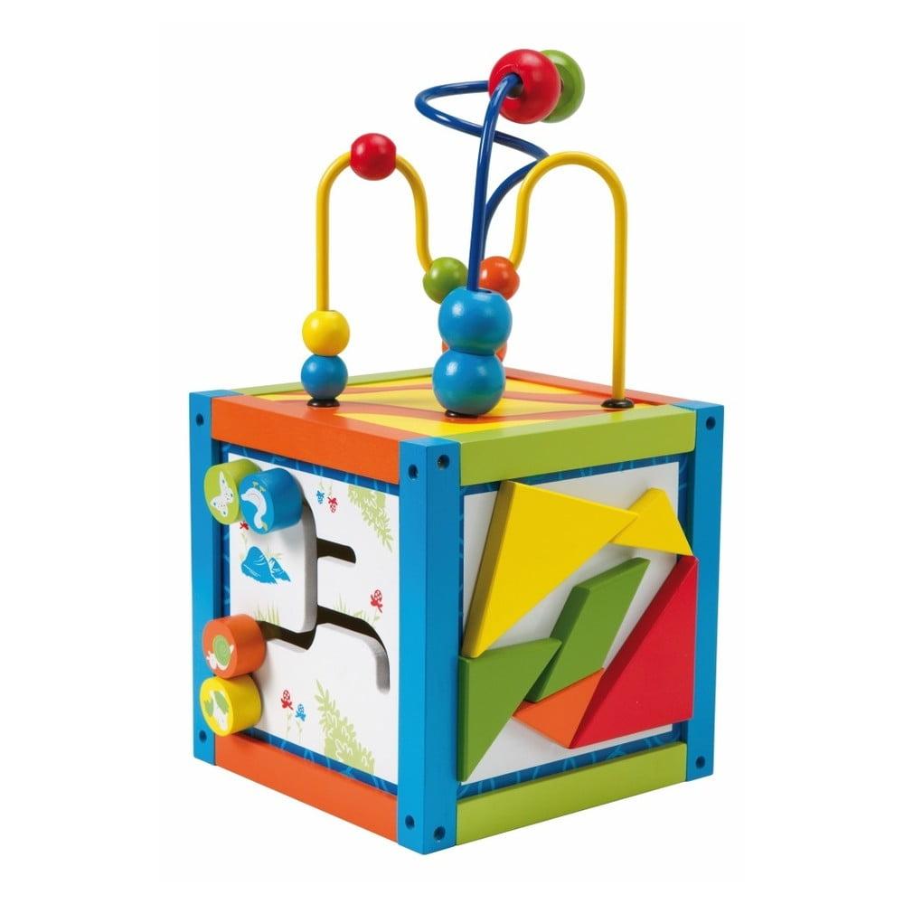 Multifunkční hrací kostka Roba Activity Cube
