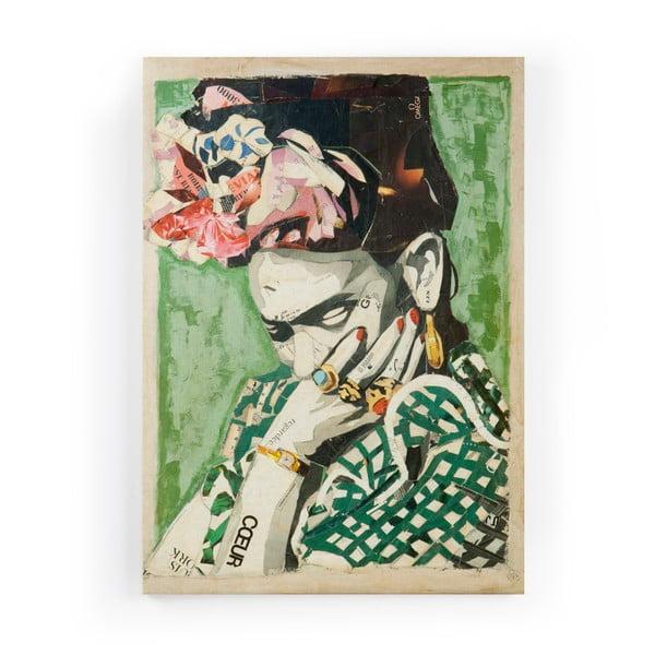Obraz na plátně Surdic Frida, 50 x 70 cm