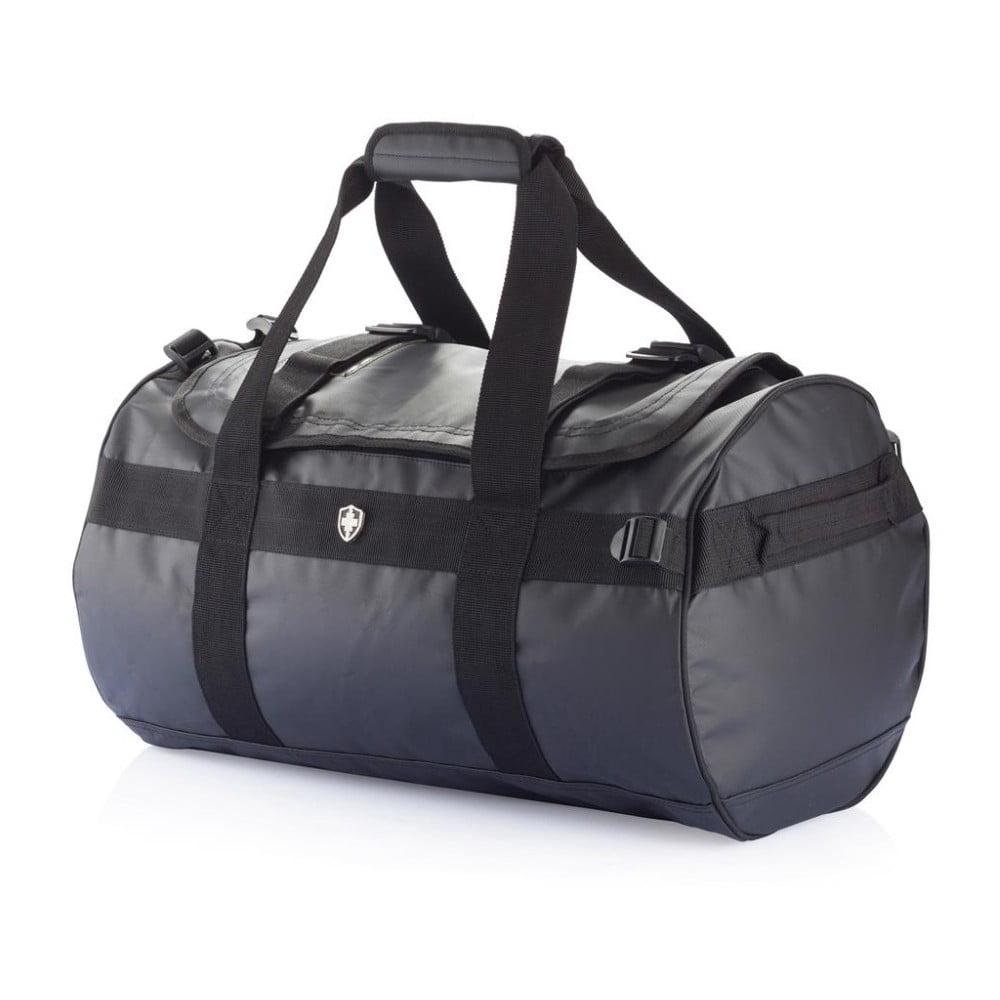 Cestovní taška s batohovými popruhy Swiss Peak 8fe7f2c67b