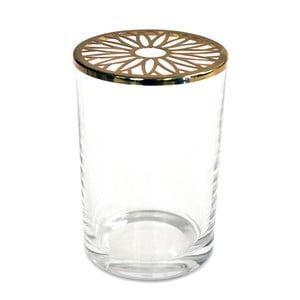 Skleněná váza s víkem Interiörhuset Daisy