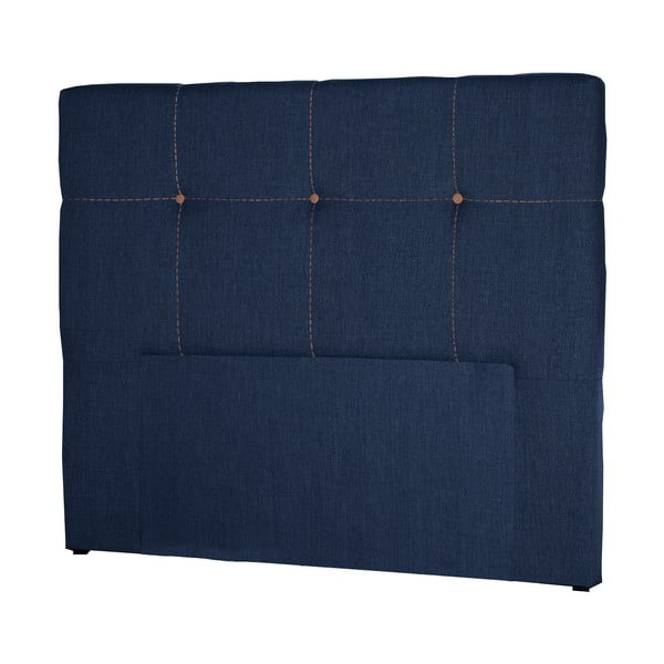 Tmavě modré čelo postele Stella Cadente Cosmos, 180x118 cm