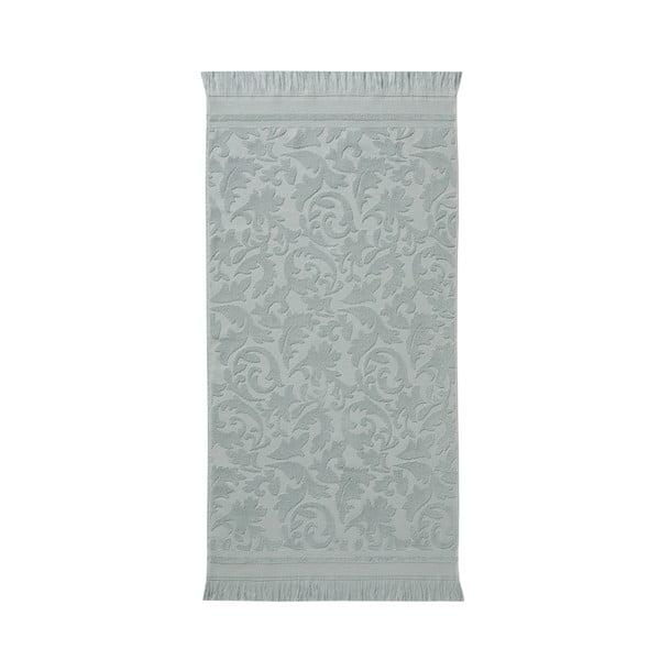 Sada 3 zelených ručníků z organické bavlny Seahorse,60x110cm