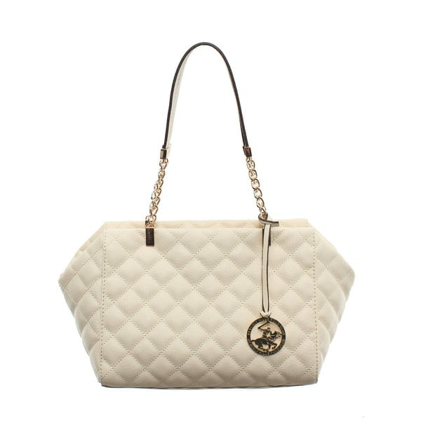Kabelka Beverly Hills Polo Club 449 - Cream