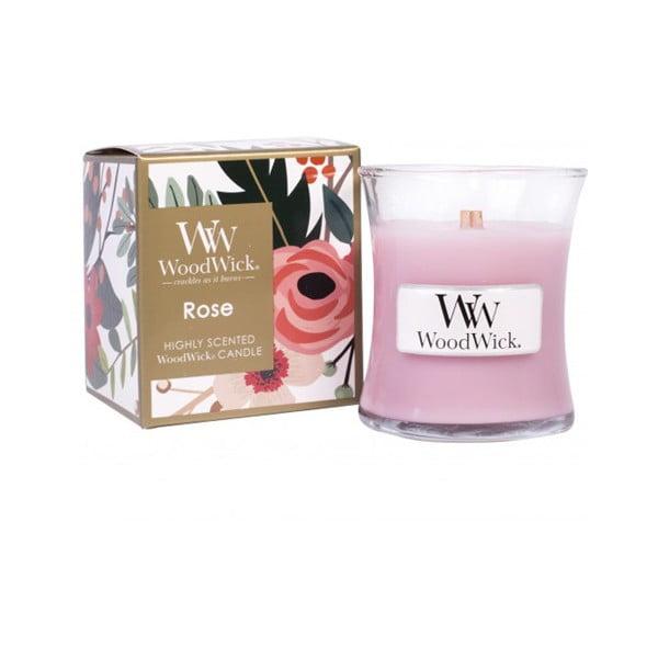 Vonná svíčka WoodWick Rose Primrose