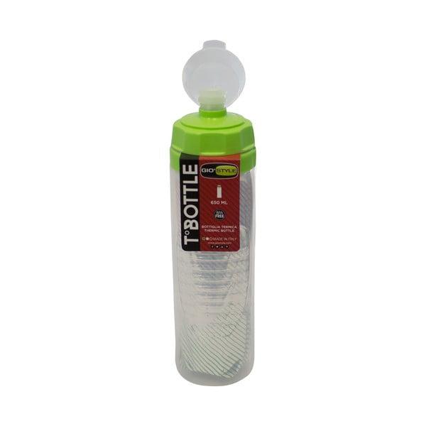 Cestovní láhev Gio'Style Evviva T, zelená