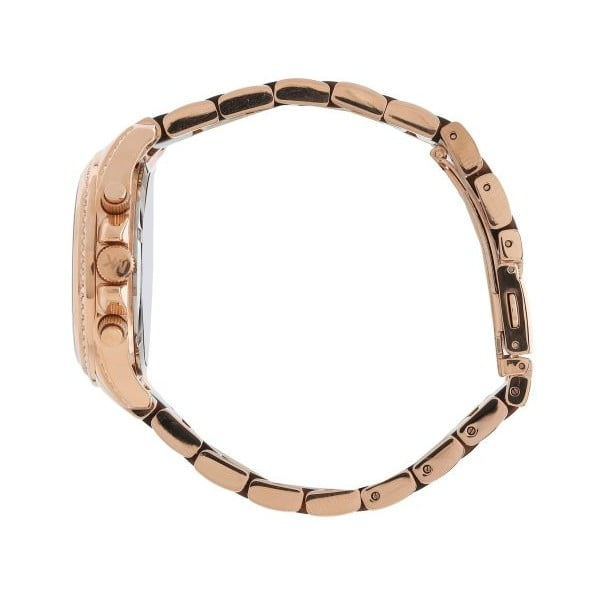 Dámské hodinky v barvě růžového zlata Michael Kors Tiger