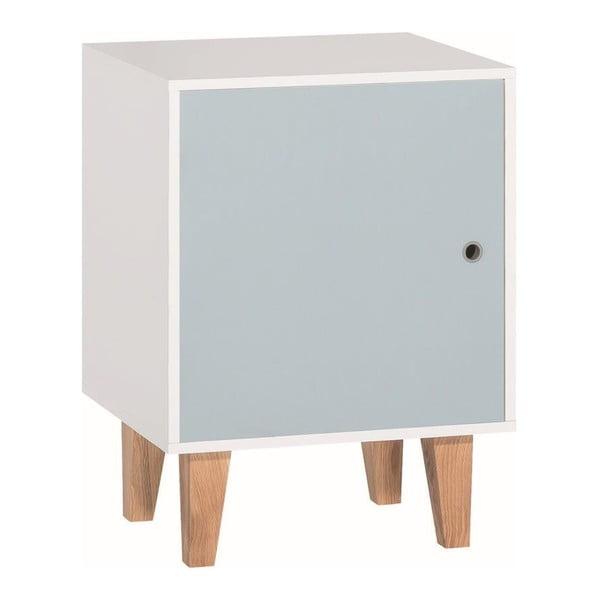 Concept kék-fehér szekrény - Vox