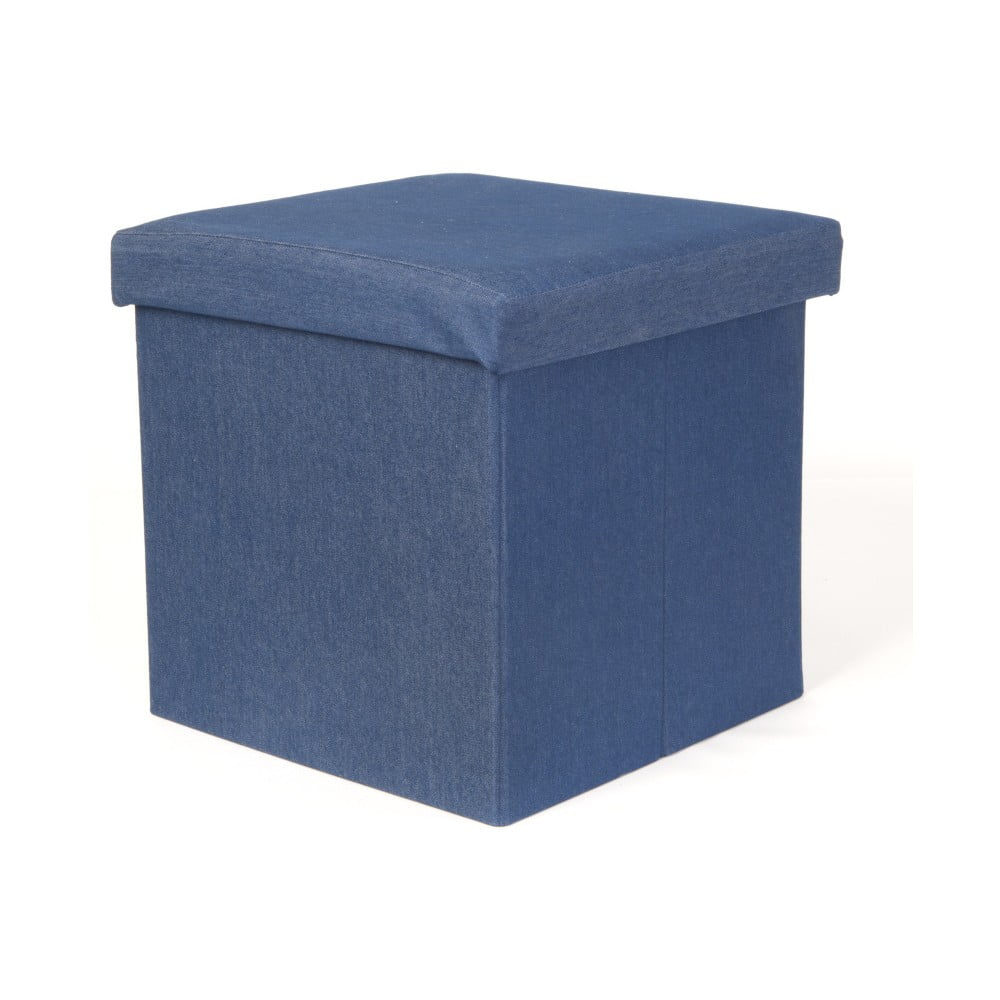 Modrá rozkládací stolička PT Denim Blue