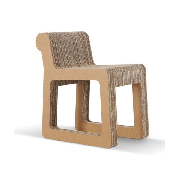 Kartonová židle Knob
