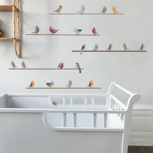 Autocolant Art For Kids Little Birds