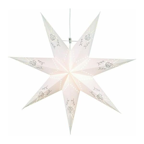 Závěsná svítící hvězda Diamond, 60 cm
