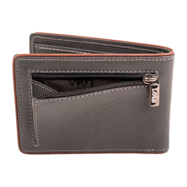 Kožená peněženka Lois Jeans Mood, 11x8,5 cm
