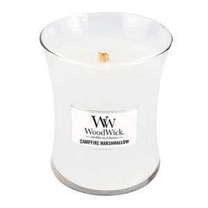 Lumânare parfumată  WoodWick marshmallows, 275 g, 60 ore