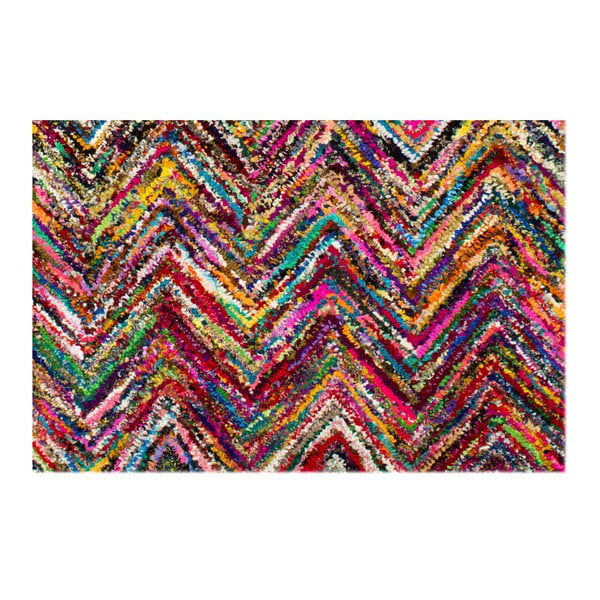 Vlněný koberec Chindi 3, 153x244 cm