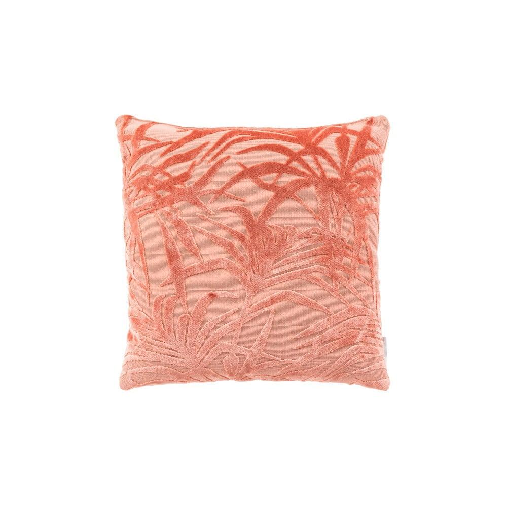 Růžový polštář s výplní Zuiver Miami, 45 x 45 cm