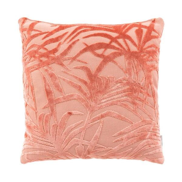 Růžový polštář s výplní Zuiver Miami, 45x45cm