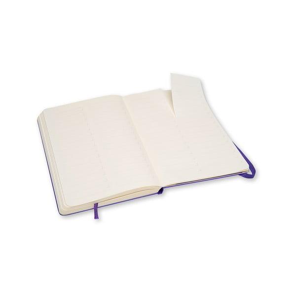 Zápisník Moleskine Folio, fialový