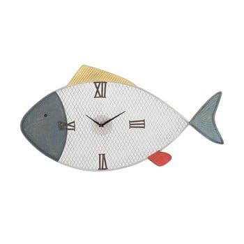 Ceas de perete Mauro Ferretti Fish, 77 x 41 cm de la Mauro Ferretti