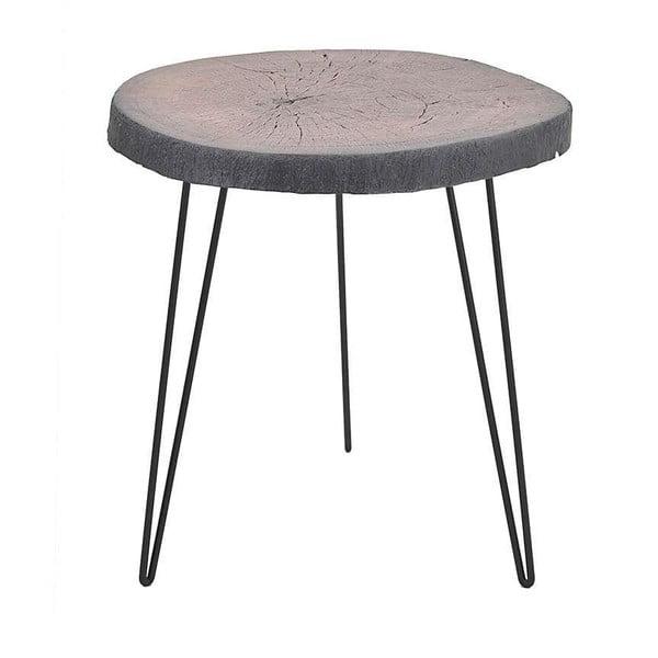 Odkládací stolek In Brown, 57 cm