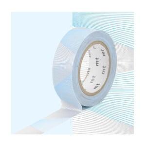 Bandă decorativă Washi MT Masking Tape Emilie, rolă 10 m