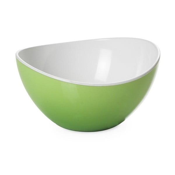Zelená miska, 20 cm