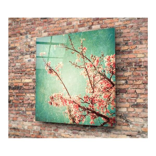 Tablou din sticlă Insigne Sanne, 50 x 50 cm