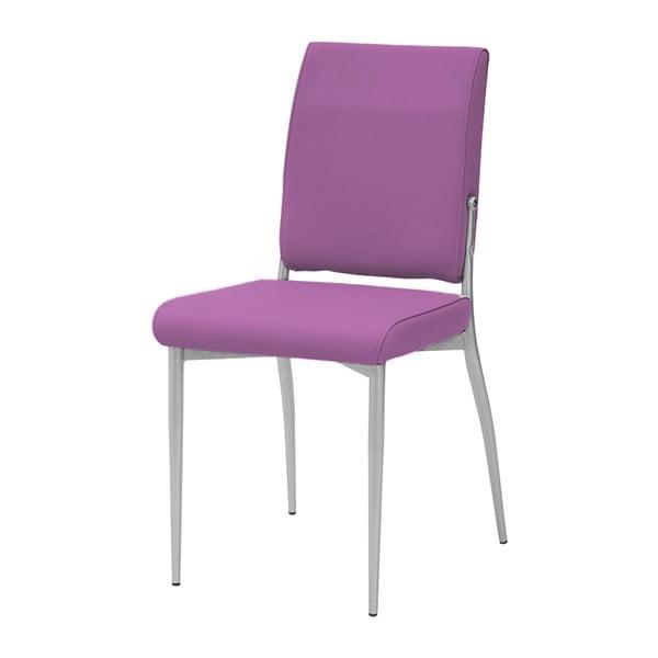 Jídelní židle Trilly, fialová